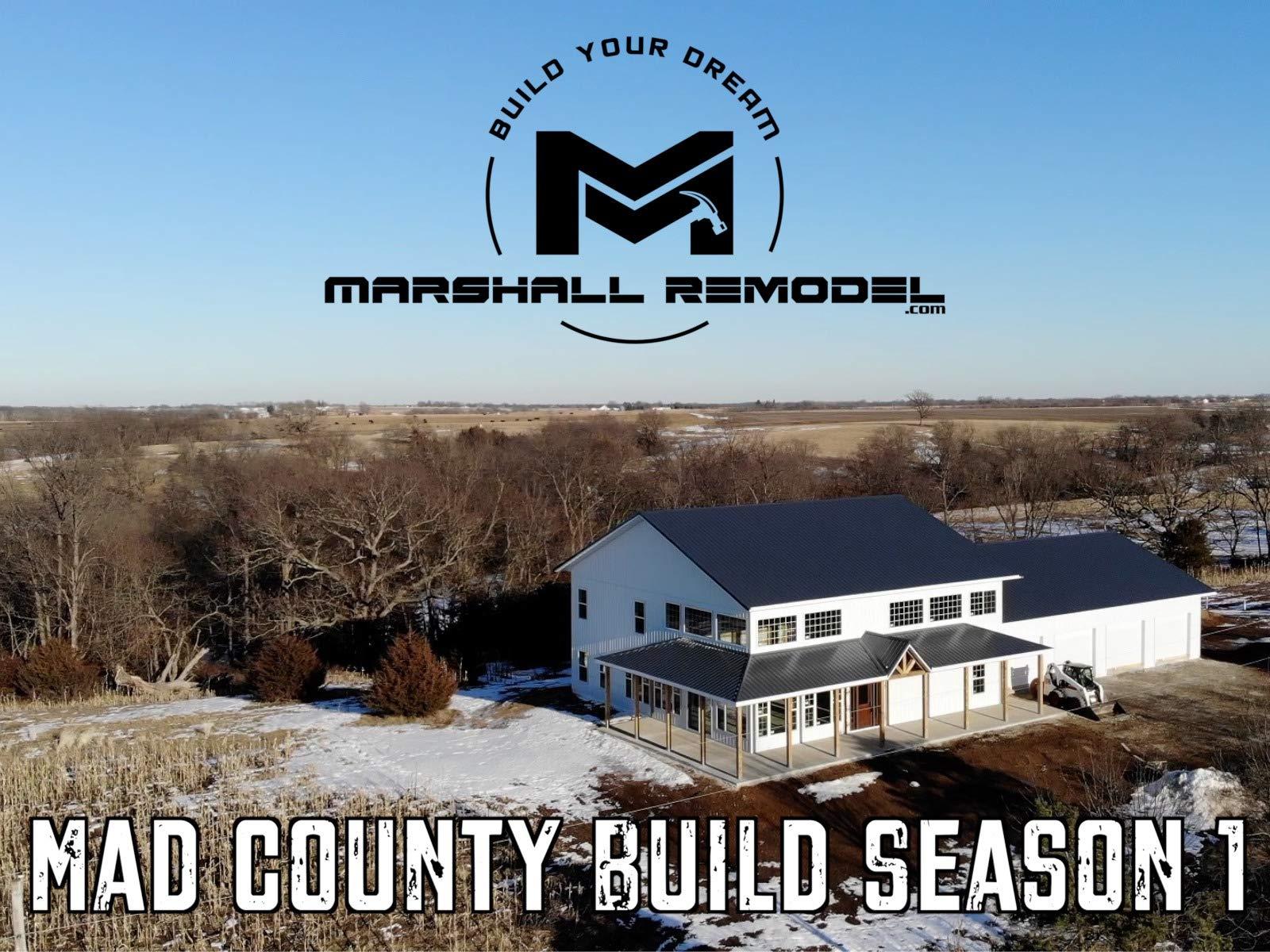 Mad County Build on Amazon Prime Video UK