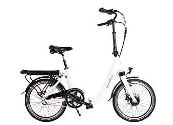 Germanxia Mobilemaster Light CF - Bicicleta eléctrica , con ...