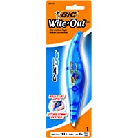 BIC 953907 Wite Out Exact Liner Correction Tape - 6 m x 5 mm, Pack of 1 Correction Tape