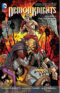 Demon Knights Vol 3 The Gathering Storm New 52