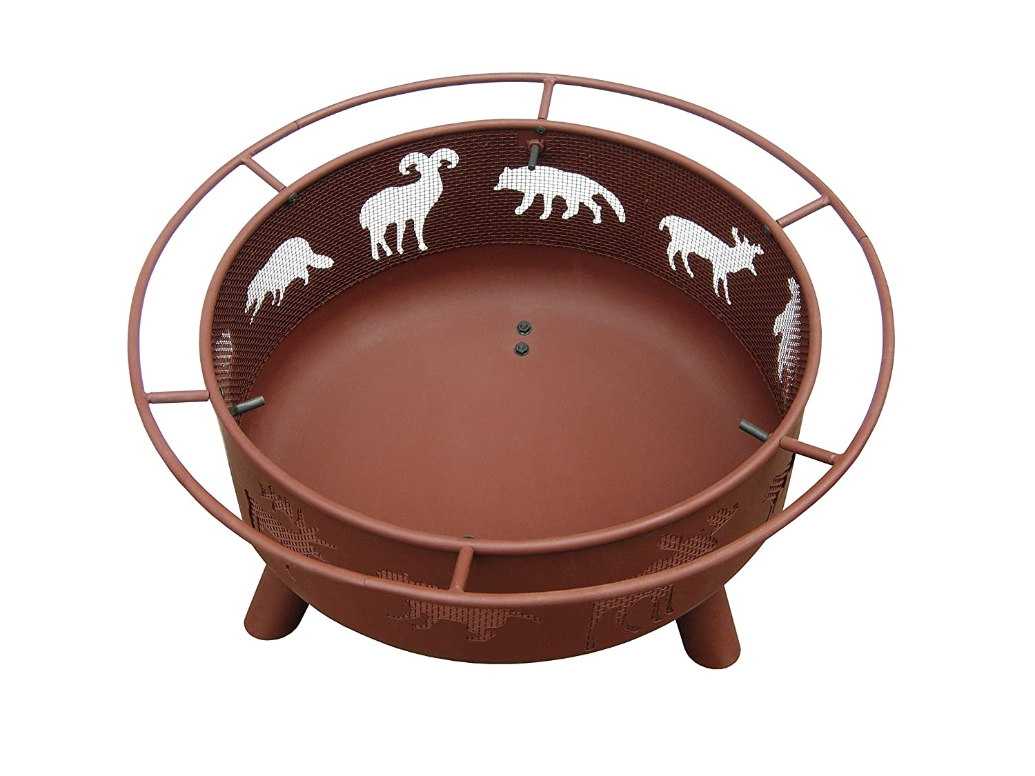 Amazon.com: Landmann Big Sky Stars and Moons Firepit, vida ...