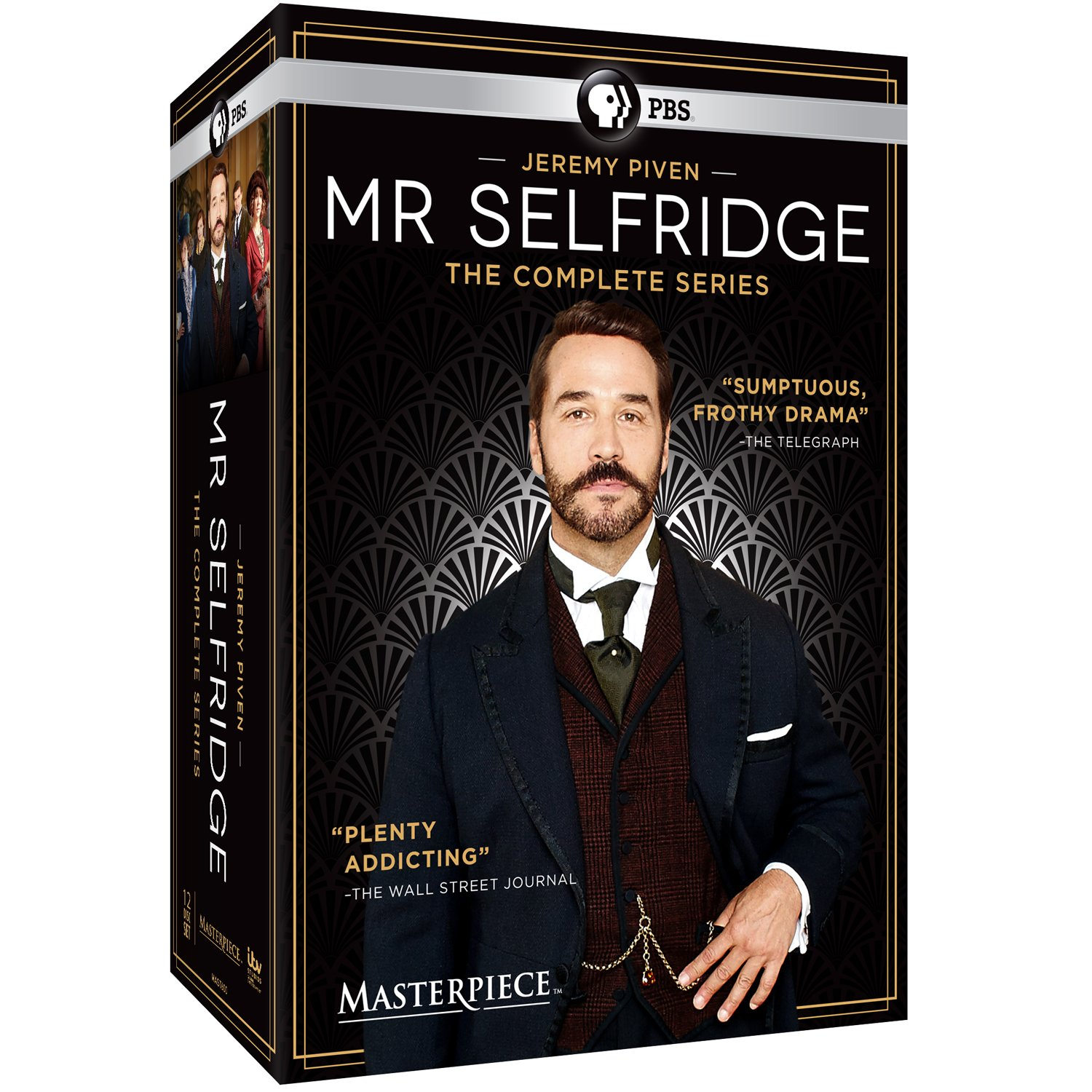 Masterpiece: Mr Selfridge - The Complete Series