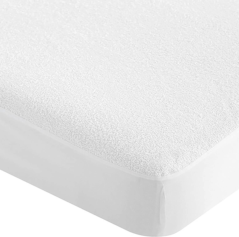 protector de colchón impermeable