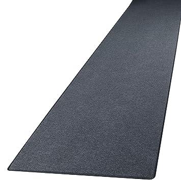 Schlingen Teppich Lufer Torronto Anthrazit Nach Ma