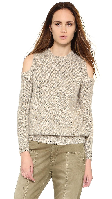 Rebecca Minkoff Women's Page Cold Shoulder Sweater F8654815B