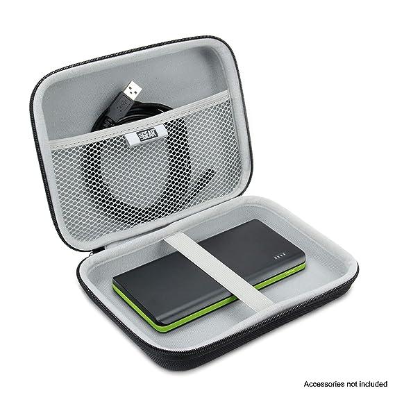 Amazon.com: Carcasa rígida electrónico organizador funda de ...