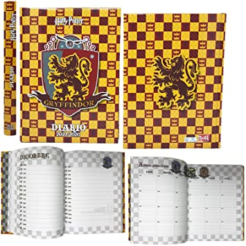 Harry Potter - Agenda escolar Datato 2019-20 - Producto ...