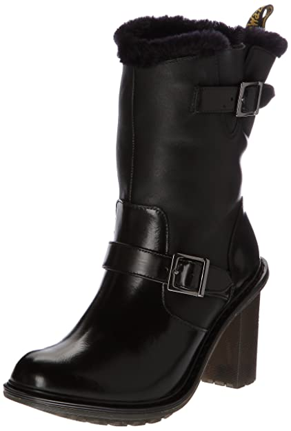 28b0cdad1f1 Dr. Martens Womens Hanna Packard Nappa Boots  Amazon.co.uk  Shoes   Bags