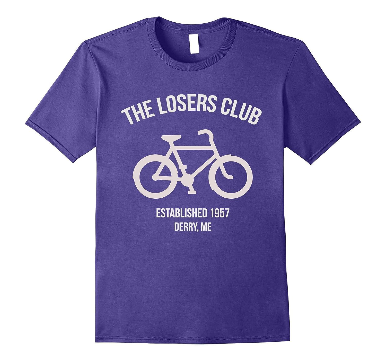 The Losers Club Shirt Loser Lover T-shirt Horror Tshirt-Rose