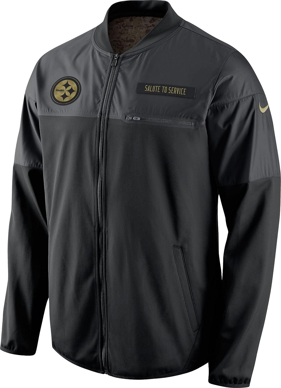 pretty nice c94de 439bf Amazon.com : Nike Pittsburgh Steelers Salute to Service ...
