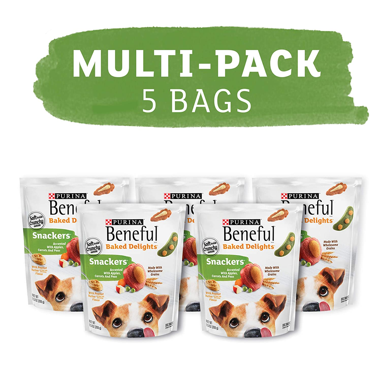 Beneful Baked Delights Dog Snacks