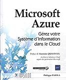Microsoft Azure - Gérez votre Système d'Information dans le Cloud