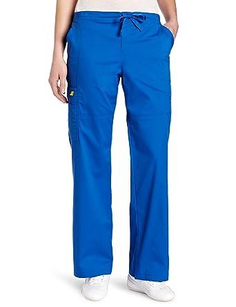 8e07745bda0 Amazon.com: WonderWink Women's Scrubs Utility Girl Stretch Cargo Multi  Pocket Pant: Medical Scrubs Pants: Clothing