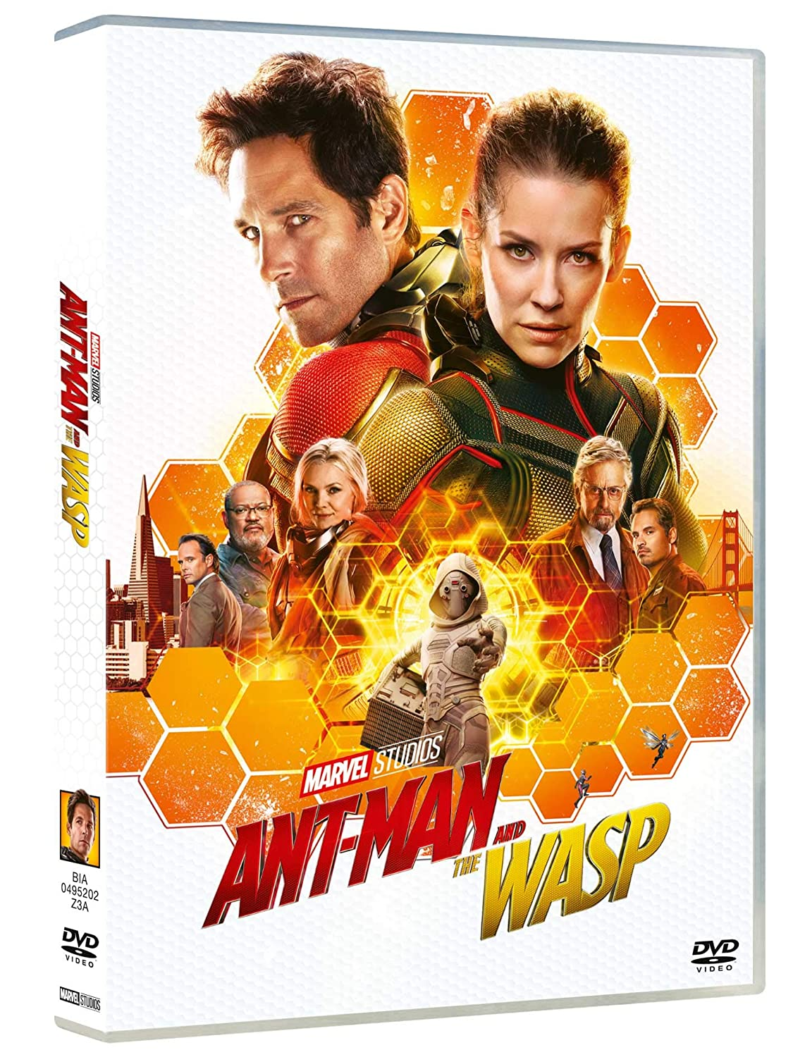 Ant-Man And The Wasp Walton Goggins Evangeline Lilly Michael Pena Paul Rudd