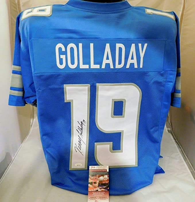 the best attitude abb16 321f5 Kenny Golladay Autographed Signed Autograph/Autographed ...