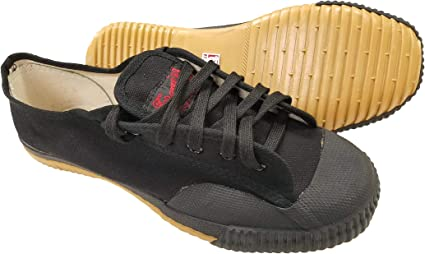 Warrior Canvas Shoes, Shaolin Kungfu