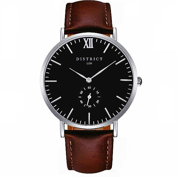 Relojes Masters Edición de Oro Relojes de lujo para hombres, con calendario de cuarzo,