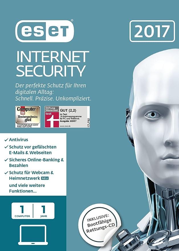 Eset EIS-N1A1-1-V10F 1usuario(s) - Seguridad y antivirus: Amazon.es: Software