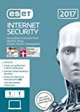 ESET Internet Security 2017 Edition 1 User (Download)