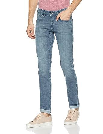 13a139957b Wrangler Men s (Vegas) Skinny Fit Jeans (W28981W2283G Blue 30W x ...
