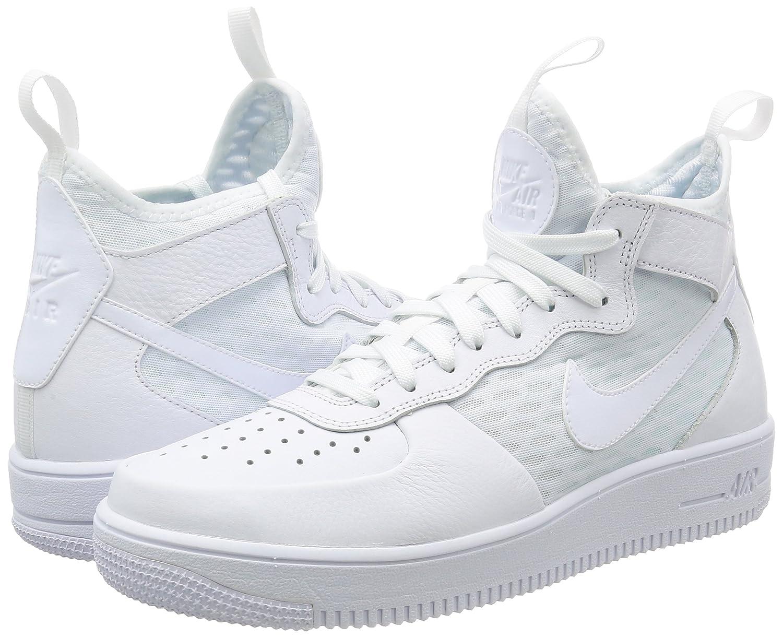 Nike Sportswear launched Nike Air Force 1 Ultraforce Mid