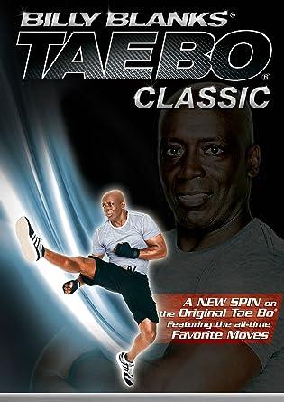 Billy Blanks: Tae Bo Classic: Amazon.ca: Billy Blanks: DVD