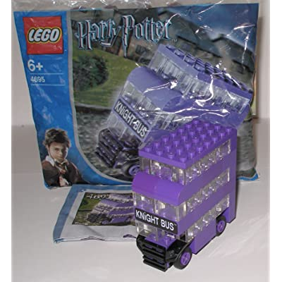 LEGO Harry Potter: Knight Bus (4695) Polybag: Toys & Games