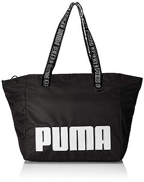 9582c47ff2 Puma Women's Prime Street L Shopper Bag, Black, OSFA: Amazon.co.uk ...
