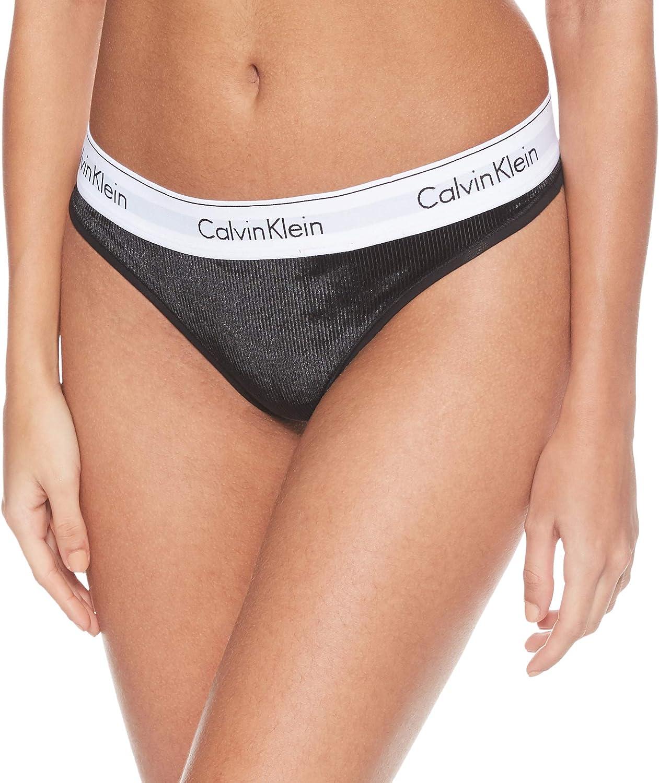 Calvin Klein Thong Tanga para Mujer