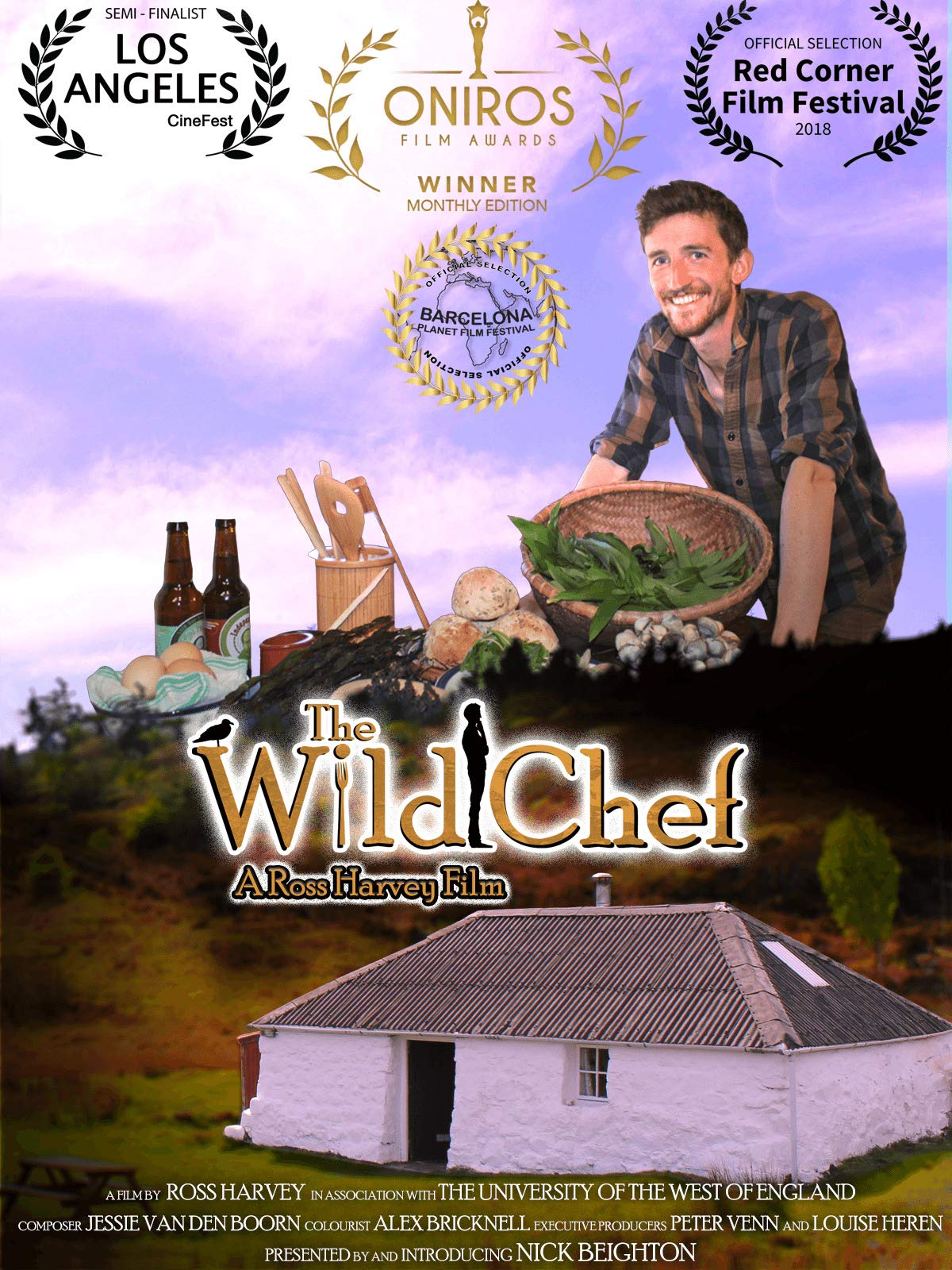 The Wild Chef on Amazon Prime Video UK