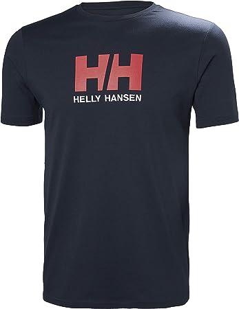 TALLA S. Helly Hansen HH Logo Camiseta Manga Corto, Hombre