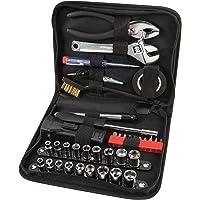 Performance Tool Conjunto de ferramentas compacto W1197 de 38 peças com estojo de zíper
