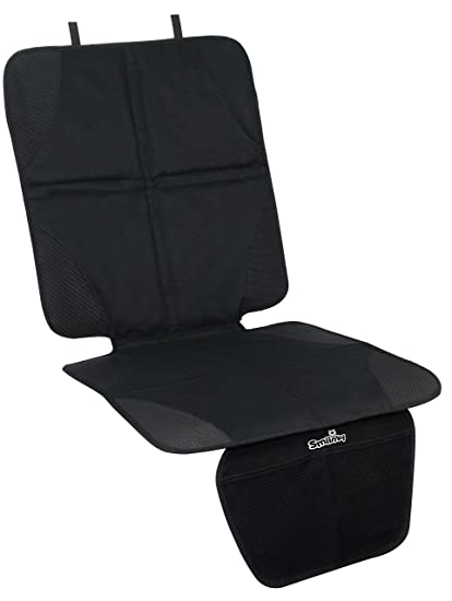 by Drive Auto Products Car Seat Protector 2-Pack, Black Best Child Seat Pad
