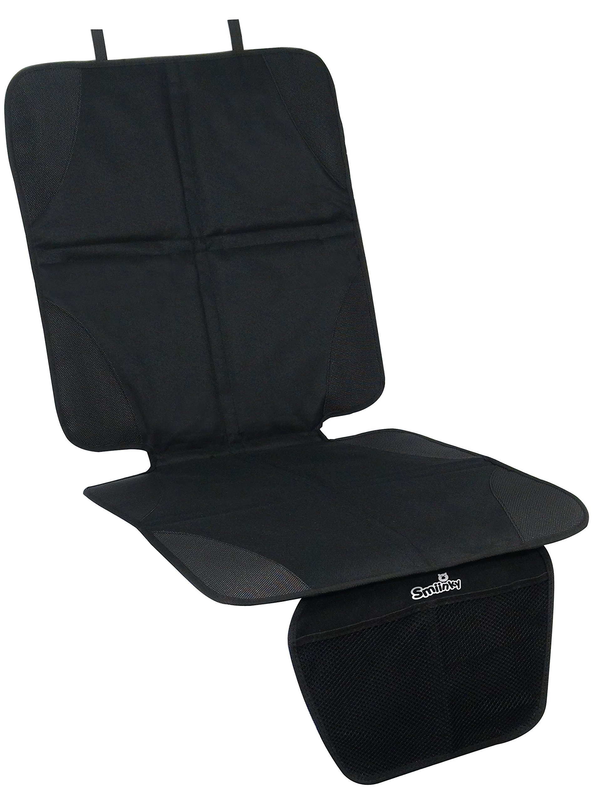 kick mats for your car premium backseat protector seat covers for your car suv. Black Bedroom Furniture Sets. Home Design Ideas