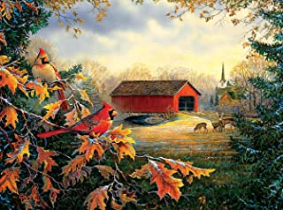 SunsOut 29184 - Timm: Red River Crossing - puzzle 1000 pezzi