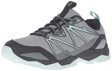 Merrell Women's Capra Rise Hiking Shoe, Monument, ...