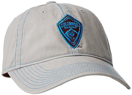 adidas MLS Sp17 Gorra Holgada Ajustable con Logo de neón para ...