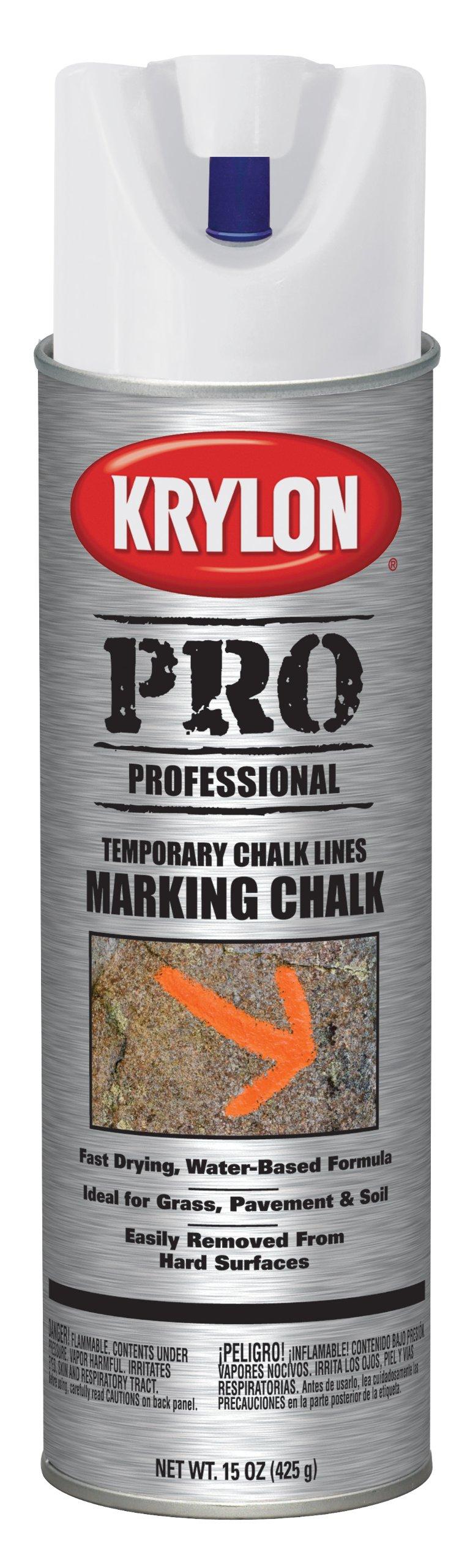 Krylon 5894 Marking Chalk White