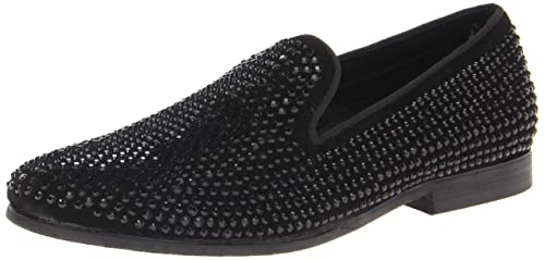78bbc04294 Steve Madden Men s Caviarr Slip-On  Amazon.co.uk  Shoes   Bags