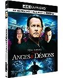 Anges & démons [4K Ultra HD + Blu-ray]