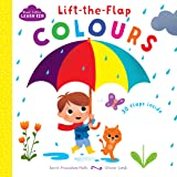 Start Little Learn Big Colours: Lift-the-Flap (Start Little Learn Big Lift Th)