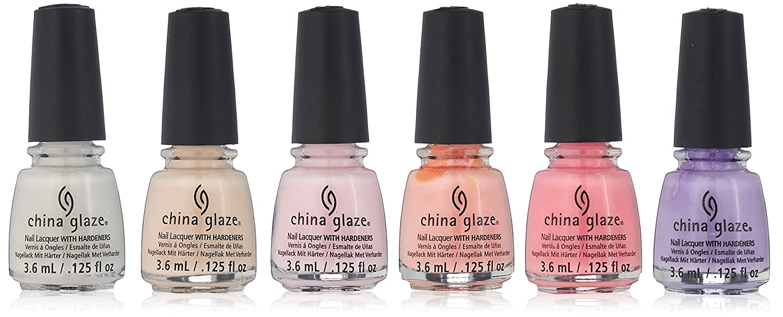 Amazon.com : China Glaze Gelaze Nail Polish, Snow Way!, 0.5 Ounce ...