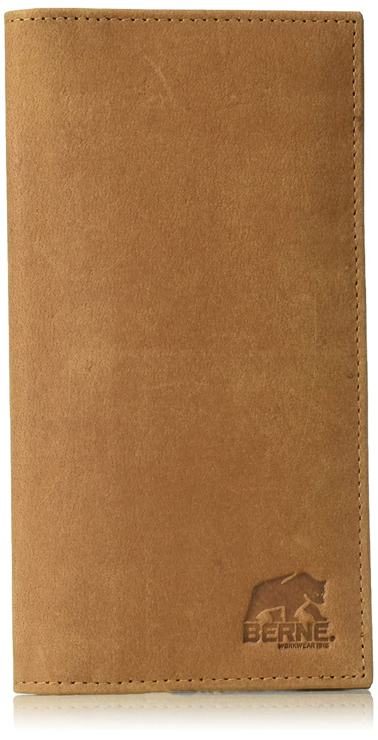 e11a71be8fed Amazon.com: Berne Workwear Leather Checkbook Cover Accessory: Clothing