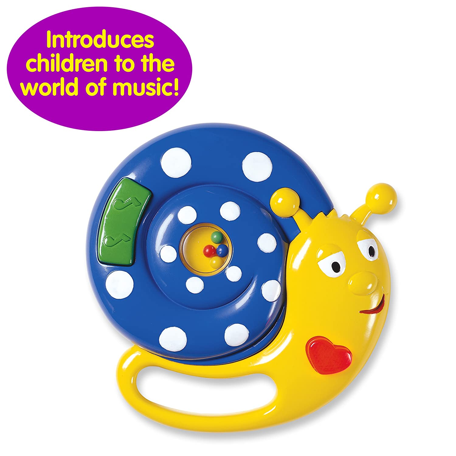 The Learning Journey Little Friends Silly Snail The Learning Journey International 370100