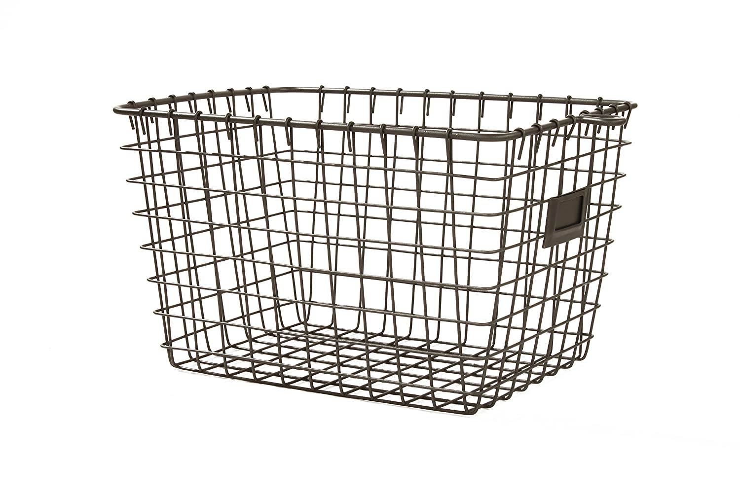 Spectrum Diversified Storage Basket, Small, Copper 47879