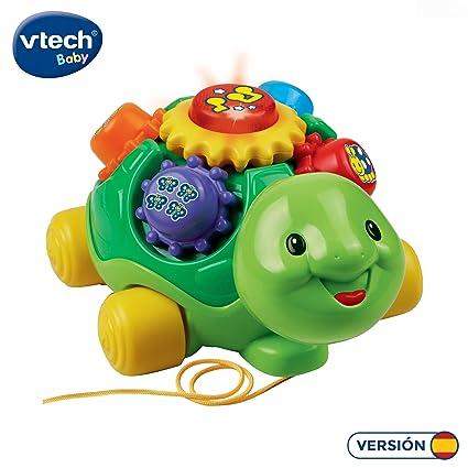 Amazon.com: VTech - La Tortuga Colorina (3450-143122): Toys ...