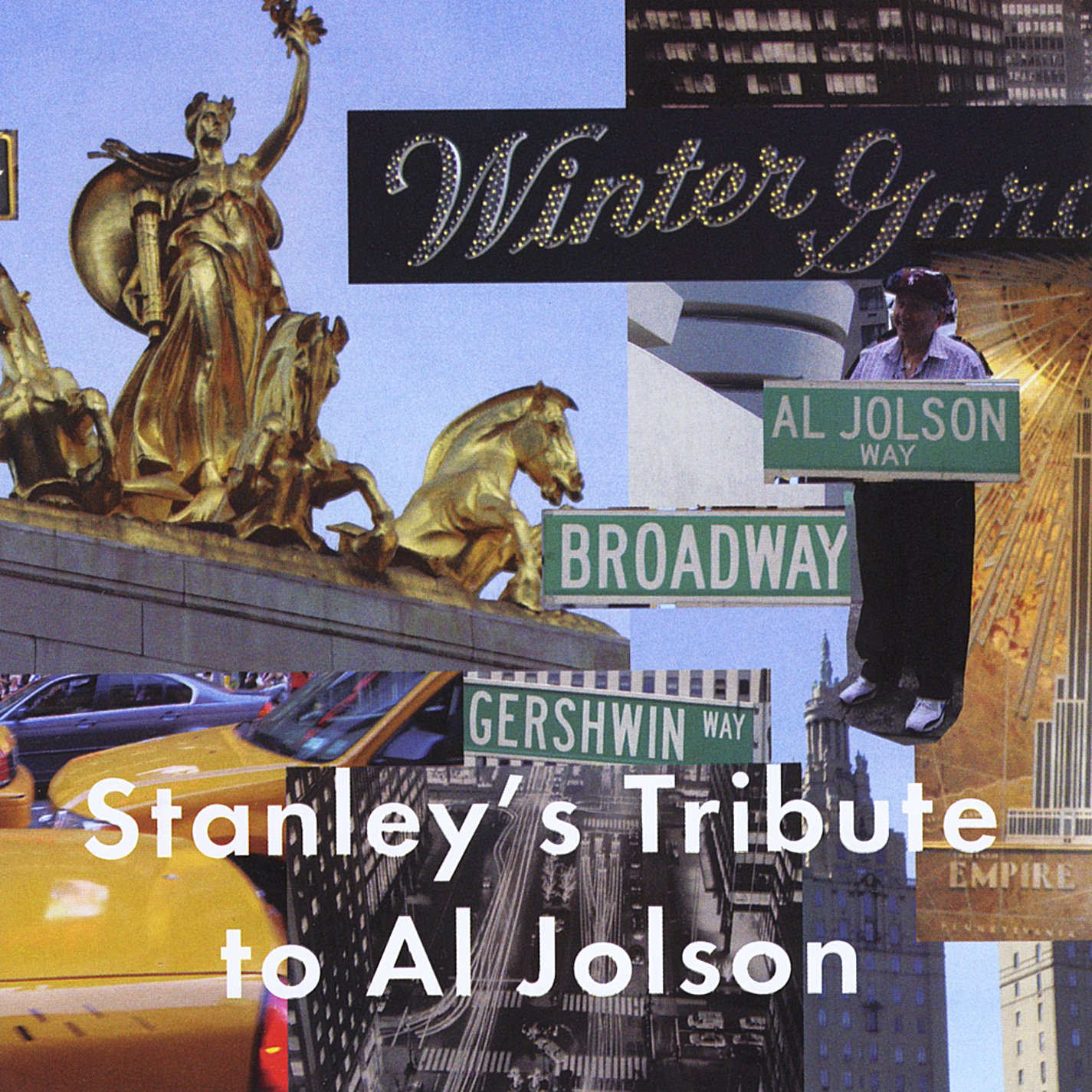 Great interest Stanley's Tribute to Al Colorado Springs Mall Jolson