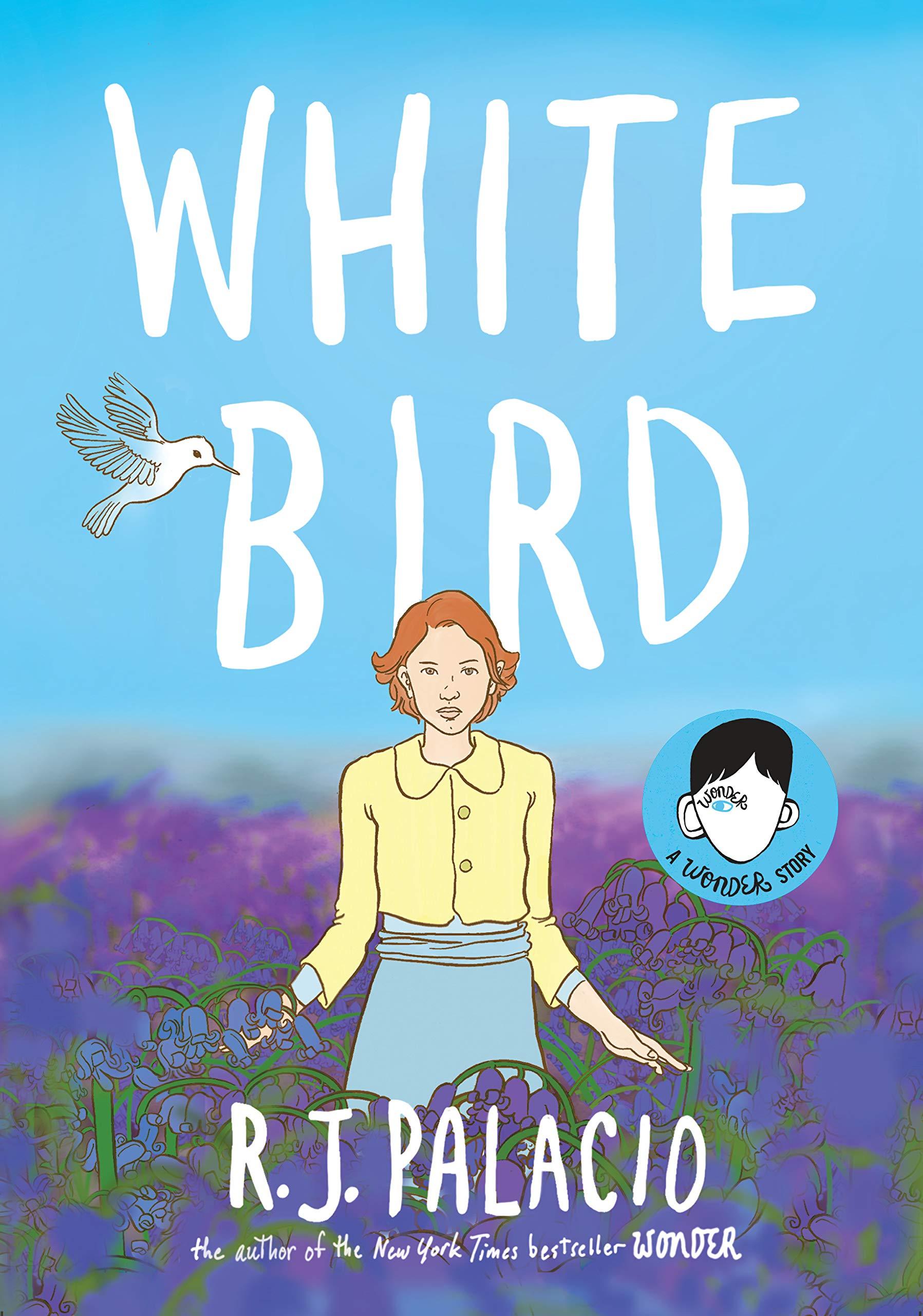 Image result for white bird palacio