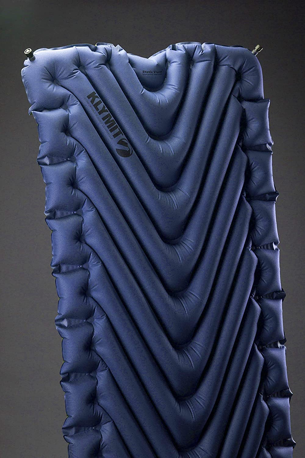 Klymit Static V Luxe Sleeping Pad for Camping, Hiking, and Backpacking