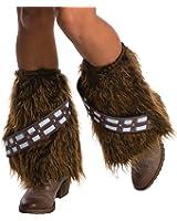 Rubie's Adult Star Wars Faux Fur Chewbacca Legwear